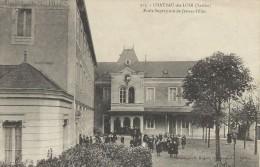 72 Sarthe Château Du Loir Ecole Supérieure De Jeunes Filles - Other Municipalities