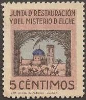 ESPAÑA / GUERRA CIVIL - Verschlussmarken Bürgerkrieg