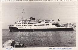 Espagne -  Islas Baleares - Mallorca - Bâteau Ferry Bac Navette - Transbordador Victoria - Mallorca