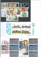 Espagne-Lot De 27 Timbres Neufs +2 Bocs. - 1931-50 Lettres