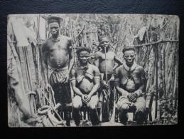 Cpa/pk Congo Sénégalais Seins Nues - Congo Belge - Autres