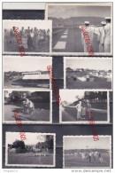 Fixe Porte Avions Arromanches Madagascar Diégo Suarez 1959 Prise Commandement Pont D´envol Centre De Repos - Guerre, Militaire