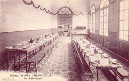 CPA - HYERES (83) - Vue Du Réfectoire De L´Hôpital San Salvadour - Hyeres