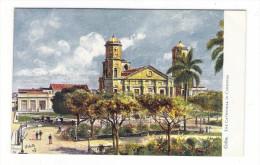 CUBA  /  CARDENAS  /  THE  CATHEDRAL  /  Edit.  RAPHAEL TUCK & Sons  /  OILETTE , Serie N° 7730 - Cuba