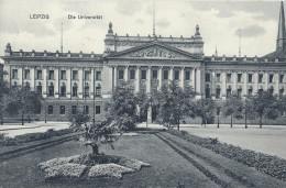ALLEMAGNE - LEIPZIG - CPA - Die Universität - Université - Leipzig