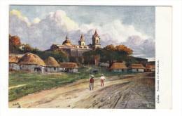 CUBA  /  SUBURBS  OF  MATANZAS  /  Edit.  RAPHAEL TUCK & Sons  /  OILETTE , Serie N° 7730 - Cuba