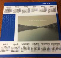 Tapis De Souris Andorran (lac De Haute Montagne)  En Langue Catalane - Andere Sammlungen