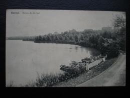 Cpa/pk Genval Estacade Du Lac - Rixensart
