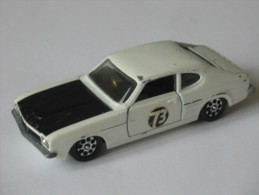 CORGI TOYS - FORD CAPRI 3 Litre GT - Made In GT Britain   **** EN ACHAT IMMEDIAT **** - Corgi Toys
