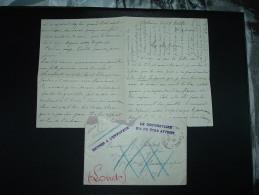 LETTRE OBL.27-10-16 ORLEANS-GARE LOIRET (45) Pour SP 195 + RETOUR LE DESTINATAIRE N'A PU ETRE ATTEINT - Postmark Collection (Covers)