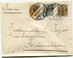 DANEMARK LETTRE DEPART KJOBENHAVN 14-5-03 POUR LA FRANCE - 1864-04 (Christian IX)