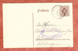 Wuerttemberg DP 11 Ib/02, Aidlingen Nach Boeblingen 1913 (27109) - Stamped Stationery