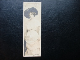 Cpa/pk Gabrielle Ray Book Post Card - Acteurs