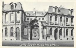 Paris - Caisse D'Epargne Et De Prévoyance - Caisse Centrale, Rue Coq Héron Et Rue Du Louvre - Banks
