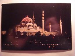 1 POSTCARD POSTAL PC CPA - TURKEY !!! (2 SCANS) - Turchia