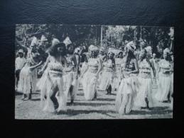 Cpa/pk Publicité - Médecine - Dans Le Sillage De BOUGAINVILLE - TAHITI (Danseus - Publicité