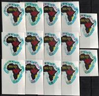 Sierra Leone SC 352-363,C72-C78 MNH Maps - Sierra Leone (1961-...)