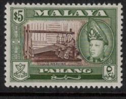 Malaya Pahang 1957 SC 82 MNH - Malaysia (1964-...)