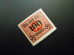 D.R.Mi 41  100H Auf 50H** - Sudetenland (Rumburg) 1938 - Occupation 1938-45