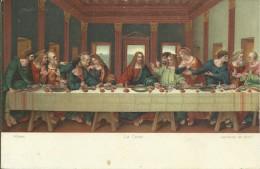 Milano - Leonardo Da Vinci - La Cena - Cenacolo - Peintures & Tableaux