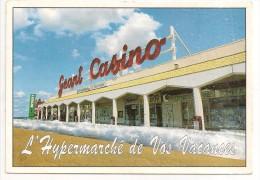 """83 - FREJUS Géant Casino """"L'Hypermarché De Vos Vacances"""" - Route De Ste Maxime - Frejus"""