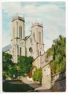 98 - NOUMEA - La Cathédrale De St Joseph - Photo Noël Calé - 1985 - Nouvelle Calédonie