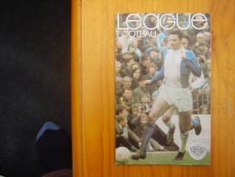 FOOTBALL LEAGUE OFFICIAL JOURNAL1972-1973 SEASON As Per SWINDON & LINCOLN CITY Line-ups.. - Sports