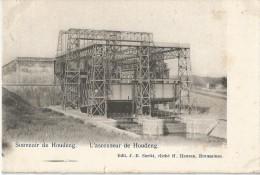 Souvenir De Houdeng L´Ascenseur CPA 1903 - Soignies