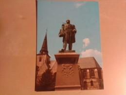 Meise Standbeeld Van Baron D'Hoogvorst - Meise