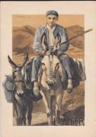 64----PAYS BASQUE---L'ANIER---figures Du Terroir----illust  Y  TREBLE---voir 2 Scans - Unclassified
