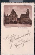 Dortmund - Markt Mit Rathaus - 1929 - Dortmund