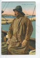 Type De Matelot (n°2018 Cie Alsacienne) Portrait - Visvangst