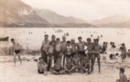 Lac D'Annecy Carte Photo - Non Classés