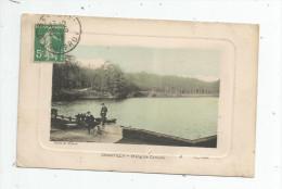 Cp , 60 , CHANTILLY , étang De COMELLE , Hôtel De France , Voyagée 1913 - Chantilly