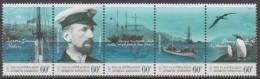 Antarctic.Australisch Antarctic.2010.Expedition,Penquins.MNH.22212 - Australisch Antarctisch Territorium (AAT)