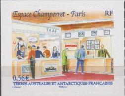 Antarctic.T.A.A.F.2010.Espace Paris.MNH.22218 - Zonder Classificatie