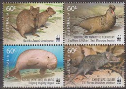 Antarctic.Australish Antarctisch Territory.2011.WWF.MNH.22225 - Australisch Antarctisch Territorium (AAT)