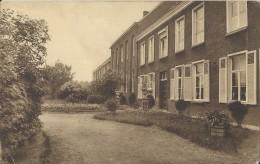 Zulte.  -  Pensionnat Des Soeurs De St-Vincent,  Voorgevel.   1930  Naar  Herentals  -   Militaria - Zulte