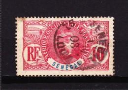 Sénégal - 1906 YT  34 Général FAIDHERBE Cachet Saint-Louis - Oblitérés