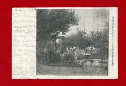 CPA 78 MANTES LA VILLE ETABLISSEMENTS VOITELLIER LE COIN DES CANARDS PUB 1905 - Mantes La Ville