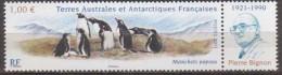 Antarctic.T.A.A.F.2011.Penquins./Pierre Bignon.MNH.22229 - Zonder Classificatie