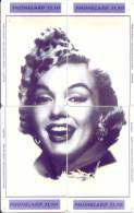 MARILYN MONROE (541) Puzzle Of 4 Phonecards * TELECARTES * CINEMA * KINO * FILM * ACTRICE - Puzzles