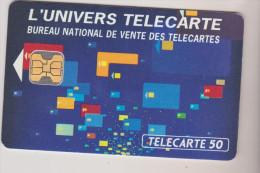 ( R) Télécarte ,l'univers De Télécarte  , 50 Unités, 1993 - Non Classés