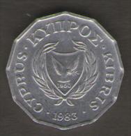 CIPRO SERIE 3 MONETE 1/2 - 1 - 2 CENTS - Cipro