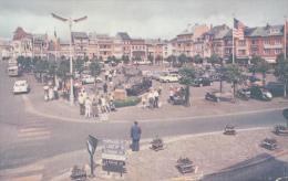 Bastogne Place Du General Mac Auliffe Postcard - Bastenaken