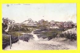 * De Panne - La Panne (Kust - Littoral) * (SBP, Nr 11) Panorama, Dunes, Duinen, Beach, Plage, Strand, Villa, Rare TOP - De Panne
