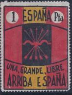 GUERRA CIVIL ESPAÑOLA 1936/39 - Viñetas De La Guerra Civil