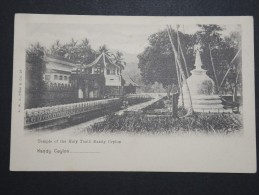 CEYLAN - Kandy - Temple Of The Holy Tooth - A Voir - Lot P14474 - Sri Lanka (Ceylon)