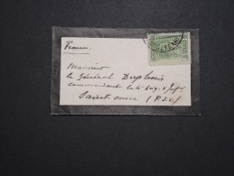 GRECE - Petite Enveloppe Pour La France ( Pour Un Général ) En 1913 - A Voir - Lot P14487 - Grecia