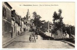 MONTDIDIER (80) - Rue Du Faubourg Saint-Martin - Ed. Catoire - Montdidier